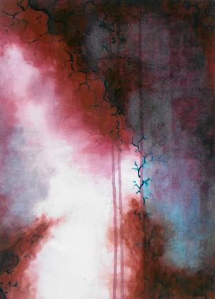 """Chora"" II 8x10 watercolour"